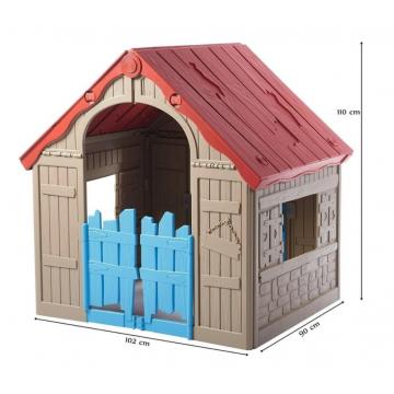 Детский уличный игровой домик Keter Чудо 17202656