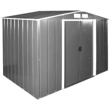 Сарай металлический ECO, 262x180x191 см