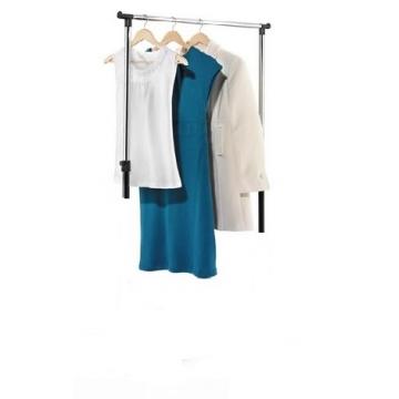 Стойка для одежды одинарная 90\1