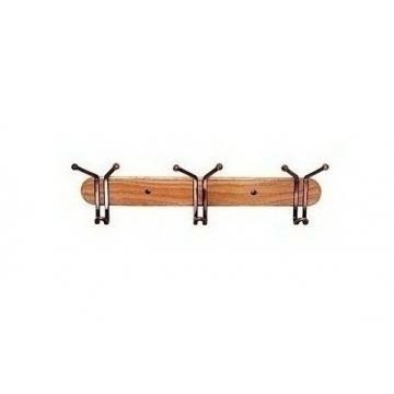 Вешалка настенная деревянная 903А