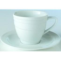 Чашка с блюдцем BergHOFF Hotel Line 1690100