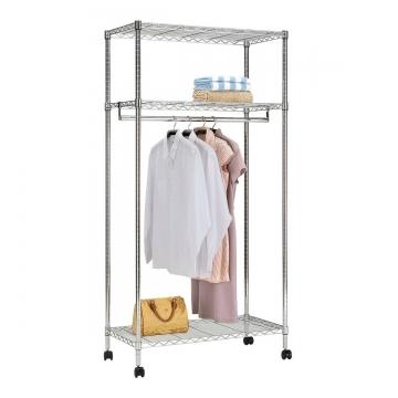 Стойка для одежды напольная передвижная SR-0689