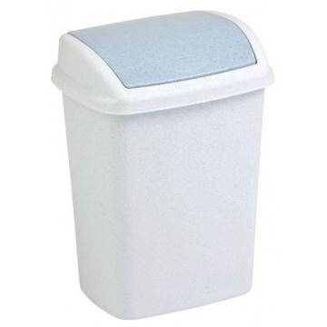 """Ведро для мусора с откидной крышкой """"DOMINIK"""" 25L, 05322"""