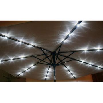 """Зонт для улицы алюминиевый с подсветкой """"Сан-Тропе"""", диаметр 3м"""