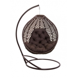 Кресло-кокон Колибри  коричневый