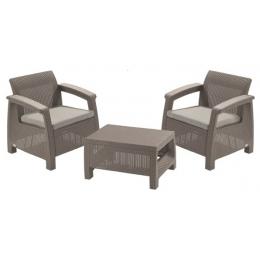 "Комплект ""Корфу викенд 2"" (2 кресла +стол)"