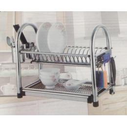 Сушилка нержавейка для посуды и приборов 58см X260A