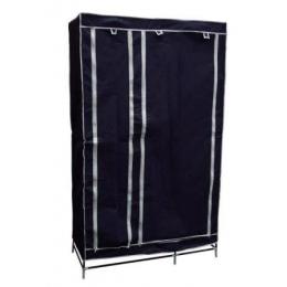 Шкаф – гардероб( 2 секции), синий 45070004