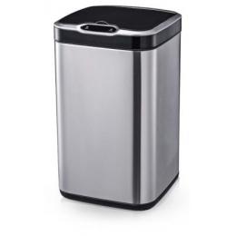 Сенсорное мусорное ведро JAH 7 л квадратное с внутренним ведром
