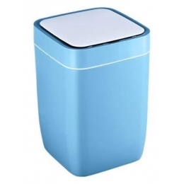 Сенсорное мусорное ведро JAH 8 л квадратное