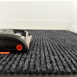 Коврик грязесборный протектор Серый 90 х 150