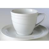 Чашка с блюдцем BergHOFF Hotel Line 1690209
