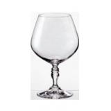Набор бокалов для коньяка Bohemia Victoria 40727/380