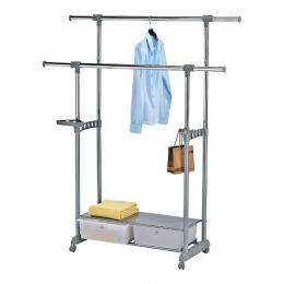 Стойка для одежды с ящиками 4578