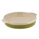 Форма для запекания Granchio Green Ceramica Natura Oliva 88514