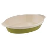 Форма для запекания Granchio Green Ceramica Natura Oliva 88515