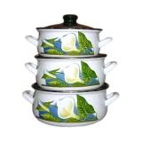 Набор посуды Interos Каллы 2233