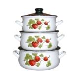 Набор посуды Interos Летняя ягода 2238