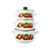 Набор посуды Interos Вишня 2382
