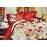 Комплект постельного белья 2х-спальный Lorenzzo ROSSA 72-207-036