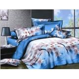Комплект постельного белья 1,5-спальный Lorenzzo SAKURA 72-207-032