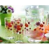 Набор для напитков Luminarc Country Flower G-1959