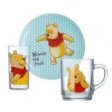 Детский набор Luminarc Disney Winnie The Pooh H-5307