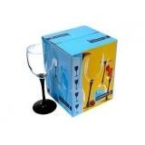 Набор бокалов для вина Luminarc Domino 62415