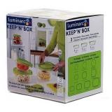 Набор пищевых контейнеров Luminarc Keep'n' G-8640