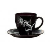 Сервиз чайный Luminarc Ming White Noir G-4091