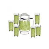 Набор для напитков Luminarc Plenitude Green D-2329