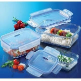 Набор пищевых контейнеров Luminarc Pure Box G-8596