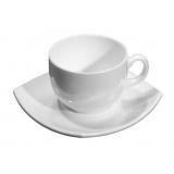 Сервиз чайный Luminarc Quadrato White E-8865