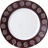 Тарелка обеденная Luminarc Sirocco Brown H-4785