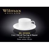 Чашка для чая Wilmax WL-993006
