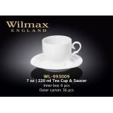 Чашка для чая Wilmax WL-993009