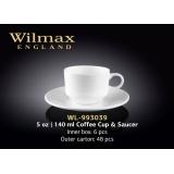 Чашка для кофе Wilmax WL-993039
