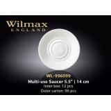 Блюдце  Wilmax WL-996099