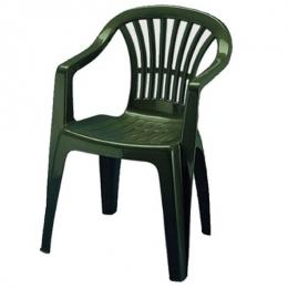 Кресло пластиковое Altea зеленое