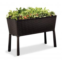 Грядка для растений Keter Easy Grow, коричневый 17194592-BR