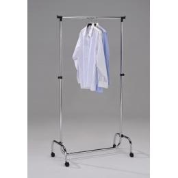 Стойка вешалка для одежды хром 4001-L-CH