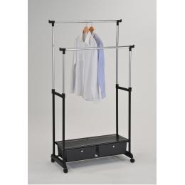 Стойка для одежды с ящиками 4793