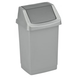 """Ведро для мусора с качающейся крышкой """"CLICK-IT"""" 50L, 04045"""