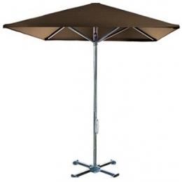 Зонт садовый квадратный, диаметр 2,5 м (Barcelona)