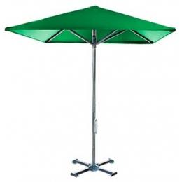 Зонт садовый квадратный, диаметр 2 м (oxford)