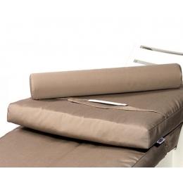 Матрас для лежака с валиком CONFORT дралон, толщина 8 см