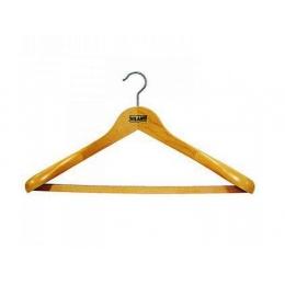 Вешалка для  верхней одежды с рез. лентой Viland 24632