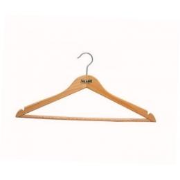 Вешалка одежная с нарезами 71201
