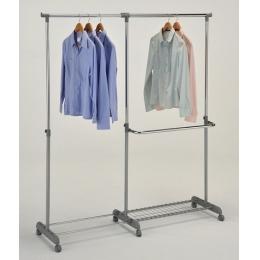 Стойка для одежды раздвижная одинарная CH-4846