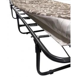 Раскладная кровать с мягким матрасом Мария ПРЕМИУМ